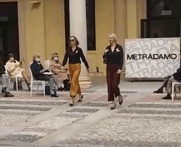 Sfilata METRADAMO – video
